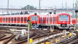 DB-Hamburg - Der Bahnhof Hamburg-Altona [1080p-HD]