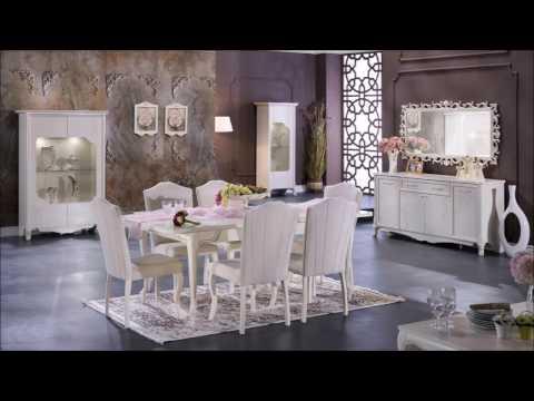 2017 - 2018 Bellona yemek odası modelleri ve fiyatları