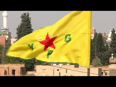 Kurdish forces prepare
