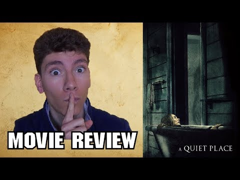 A Quiet Place (2018) [Thriller Movie Review]
