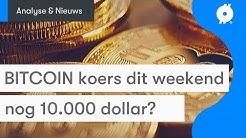 BITCOIN koers dit weekend naar 10.000 dollar | Alles over Ethereum 2.0 | Nieuws en analyse