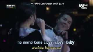 IU - Friday (With MINO of WINNER) Karaoke, Thai Sub