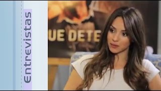 Entrevista con la actriz Adria Arjona streaming