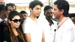 Shahrukh Khan's Father-In-Law DIE$