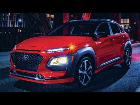 New 2020 Hyundai KONA SUV Crossover
