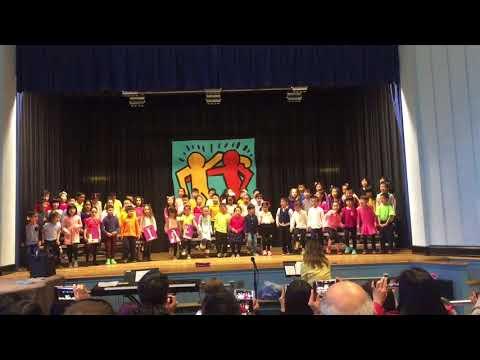 First grade show 3