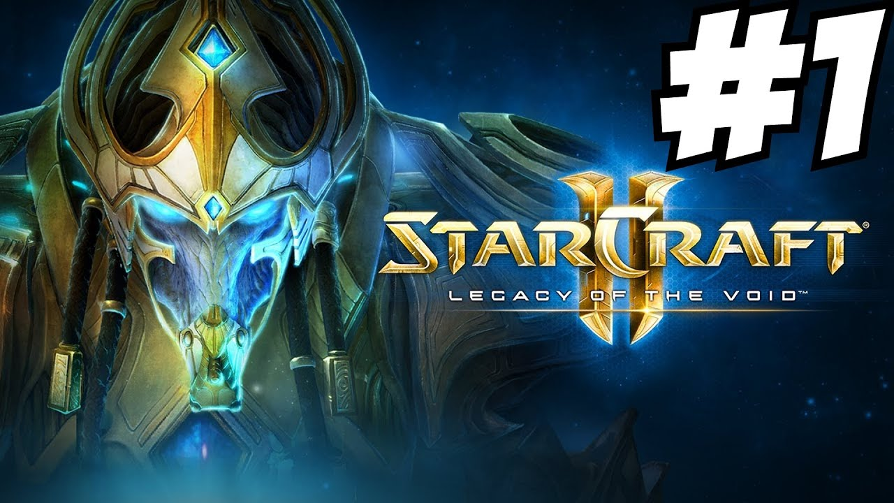 Starcraft 2: Legacy of the void - walkthrough and a brief overview of the game