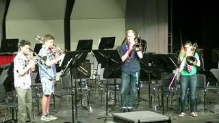 Star Wars Trombone Medley