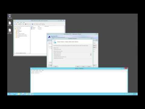 Installing a Lync 2013 Standard Edition Server