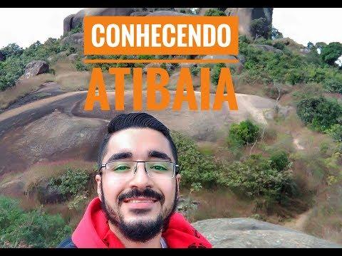 Vlog - O que fazer em Atibaia - SP? Pedra Grande, Parque Municipal, Museu de História Natural...