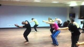 Вводная тренировка боди-балет