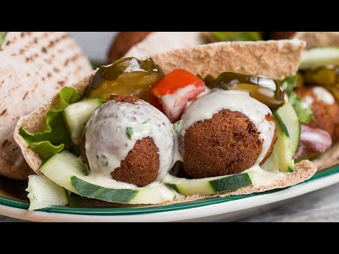 Download Youtube: Homemade Falafel