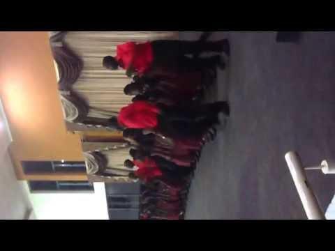 Uganda Kansanga Miracle Center Praise Dancers