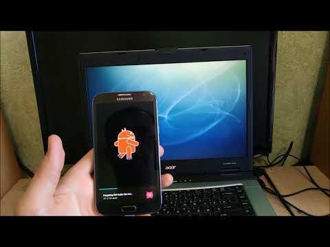 Установка и обзор Replicant OS на Samsung Galaxy Note II