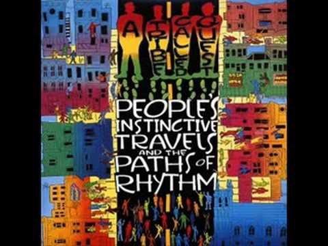 Luck Of Lucien by A Tribe Called Quest