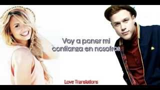 Olly Murs - Up ft Demi Lovato - Traducida al español