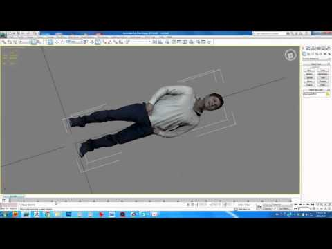 3ds Max  Converting 3D files to VRML 2 0