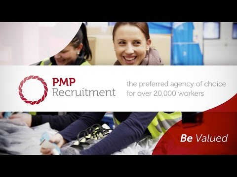 PMP Recruitment - Mobile Workers
