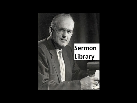 Attributes of God (Series 2) The Self-Existence of God by A.W. Tozer