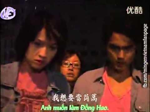 Hậu trường Hoàng Tử Ếch: Thiên Du bị xe tông