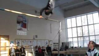 Спортивная гимнастика  девочки брусья