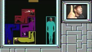 Human Tetris!