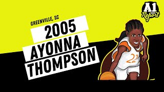 A1 Hoops Basketball the Beginning (Founder Ayonna)