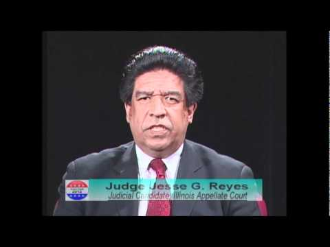 Election 2012 Judge Jesse G. Reyes for Illinois Appellate ...
