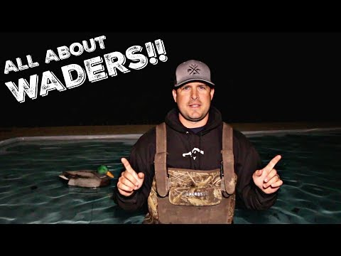 DUCK HUNTING TIPS 4 Tuesday | WADERS!!
