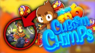 Bloons TD6 [PL] odc.30 - Cubism *CHIMPS* !!!