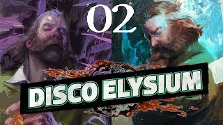 SB Plays Disco Elysium 02 - Words