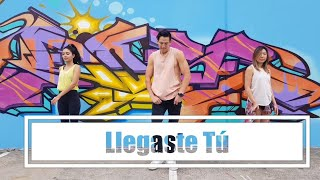 Llegaste Tú By Cnco & Prince Royce - Dance & Fitness - Poppy - Zumba - Choreography