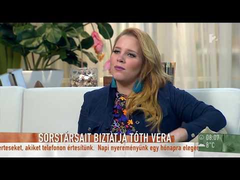 Tóth Vera reagált a merész fotója miatt kapott támadásokra - tv2.hu/mokka thumbnail