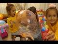 Magic balon, patlamayan balon yapmışlar en azından öyle iddia ediyorlar, eğlenceli çocuk videosu
