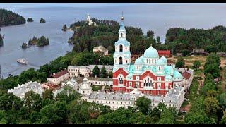 Валаамский монастырь(Мои путешествия. Валаамский монастырь. Музыкальное сопровождение - хор Валаамского монастыря. Подписывайт..., 2016-09-07T23:59:44.000Z)