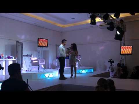 Lully Fashion apresentando o mega evento Trend Lowell em Ribeirão Preto.