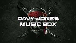 10 Hours Pirates of the Caribbean Davy Jones Music Box