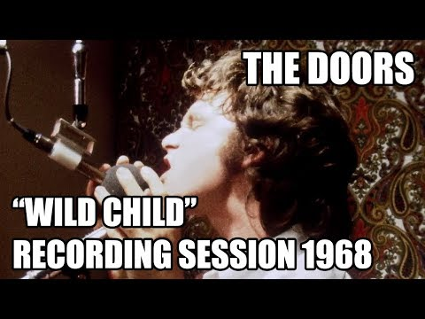 "The Doors ""Wild Child"" Recording Session 1968"