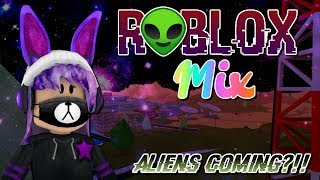 Roblox Mix#230 - Jailbreak, Arsenal and more! | ALIENS COMING TO JAILBREAK?!!