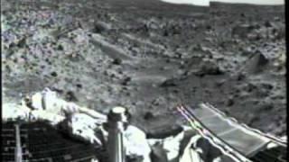 Mars Pathfinder Landing