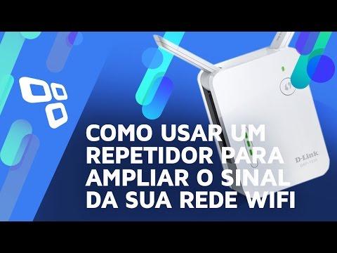 Como usar um repetidor para ampliar o sinal da sua rede WiFi - TecMundo
