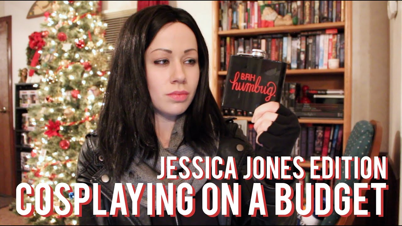 COSPLAYING ON A BUDGET: JESSICA JONES EDITION - YouTube
