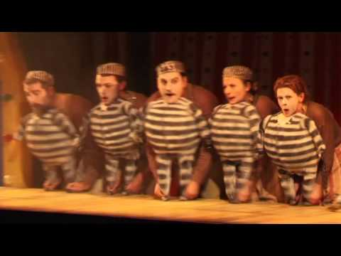 WONDERFUL WIZARD OF OZ (Official Trailer | Northern Stage 2015)