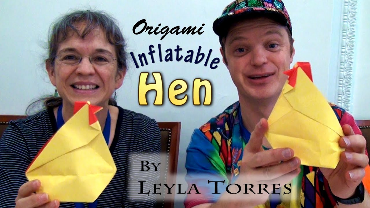Inflatable Hen by Leyla Torres - YouTube - photo#47