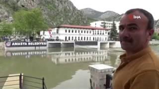 Amasya'da Bayram sonuna kadar su ücreti alınmayacak