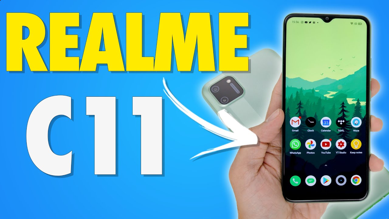 Realme C11 Full Review And GIVEAWAY❗ : All Your Questions Answered 💯