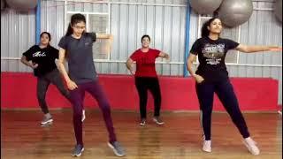 Annange love Aagidhe   Kannada song   zumba workout   Goldspark Dancefit