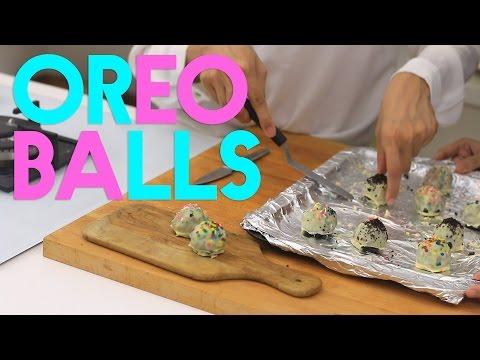 Resep: Oreo Balls