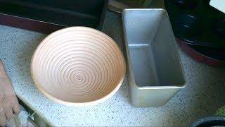 Обзор моих форм для хлеба