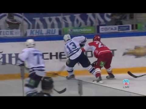 Курьезная шайба Ильи Горохова в свои ворота